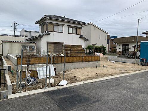 新築一戸建て-豊田市上挙母2丁目 洗面室には窓がついているので換気対策もバッチリです。