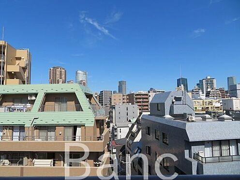 中古マンション-港区南麻布2丁目 見晴らしのいい眺望
