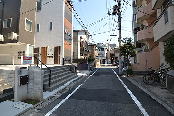 アパート-豊島区目白5丁目 前面道路