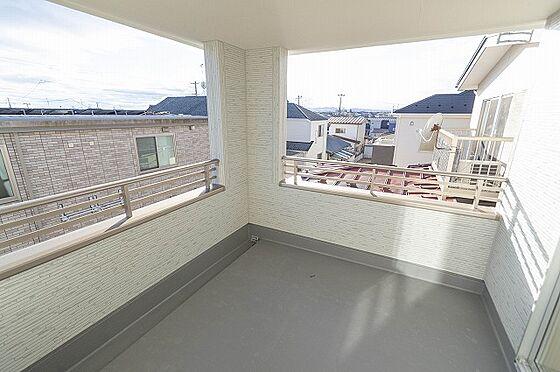 新築一戸建て-仙台市泉区山の寺2丁目 バルコニー
