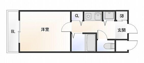 マンション(建物一部)-大阪市浪速区桜川2丁目 使い勝手の良い間取り