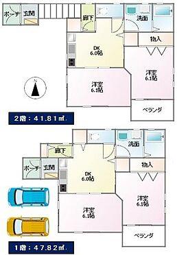 アパート-三郷市彦成2丁目 ガーラみさと・ライズプランニング
