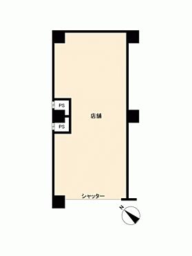 マンション(建物一部)-板橋区本町 間取り