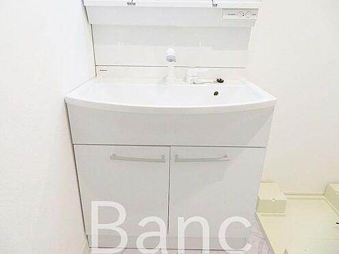 中古マンション-江東区東砂6丁目 使いやすい洗面化粧台