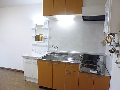 アパート-札幌市豊平区平岸六条13丁目 キッチン