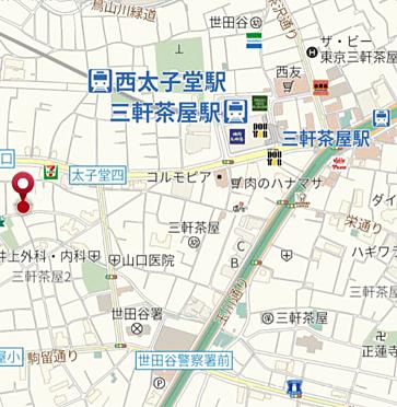 マンション(建物一部)-世田谷区三軒茶屋2丁目 その他