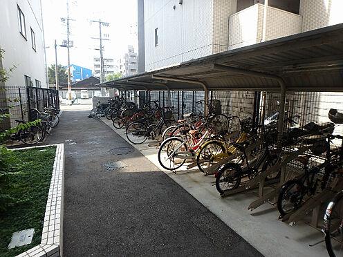 マンション(建物一部)-大阪市福島区大開2丁目 屋根付きの駐輪スペース