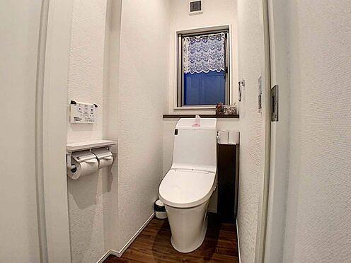 中古一戸建て-名古屋市守山区大森八龍1丁目 綺麗にお使いのトイレ