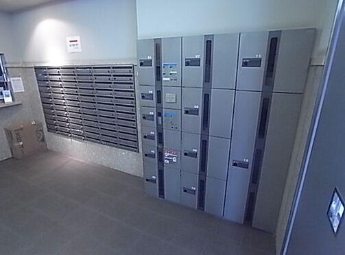 マンション(建物一部)-神戸市兵庫区駅南通1丁目 便利な宅配ボックス完備