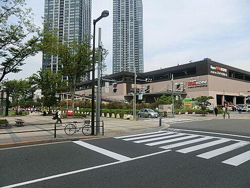 中古マンション-江東区有明2丁目 スーパービバホーム 豊洲店(2858m)