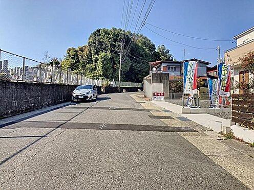 新築一戸建て-名古屋市天白区天白町大字八事字裏山 前面道路幅員6m以上♪
