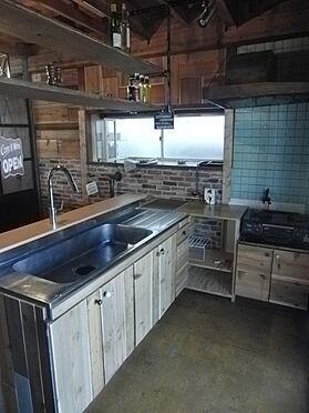 建物全部その他-大津市富士見台 家事動線に配慮されたL字型キッチン