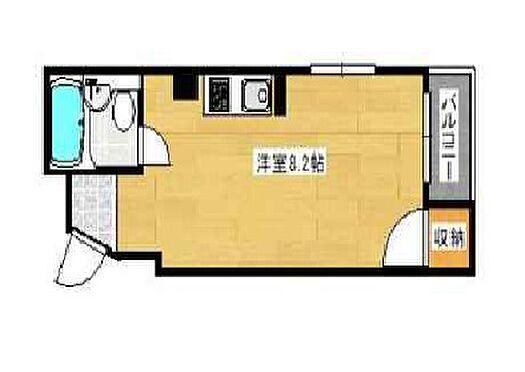 マンション(建物全部)-大阪市阿倍野区桃ケ池町2丁目 間取り