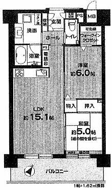 マンション(建物一部)-京都市伏見区淀木津町 間取り