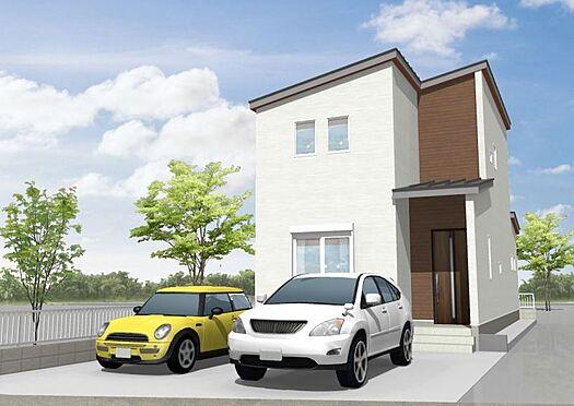 新築一戸建て-名古屋市中川区新家3丁目 自分好みのお家を建てませんか。ワンランク上の住み心地をテーマに、お客様のご希望を叶えます。