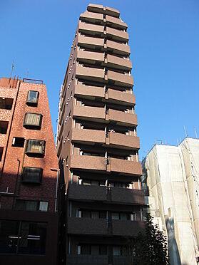 マンション(建物一部)-新宿区住吉町 平成13年築マンション