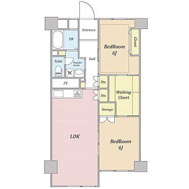 中古マンション-横浜市戸塚区深谷町 平成20年にリフォームした使いやすい間取 床暖房あります