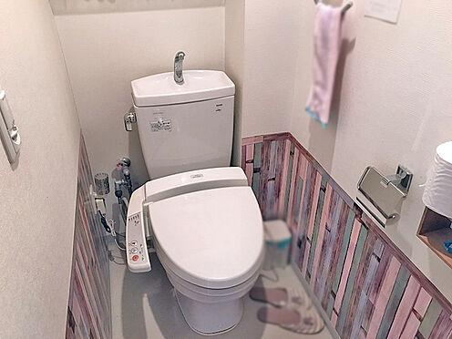 中古マンション-大阪市平野区平野東1丁目 トイレ