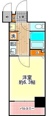 区分マンション-大阪市中央区博労町3丁目 図面より現況を優先します。