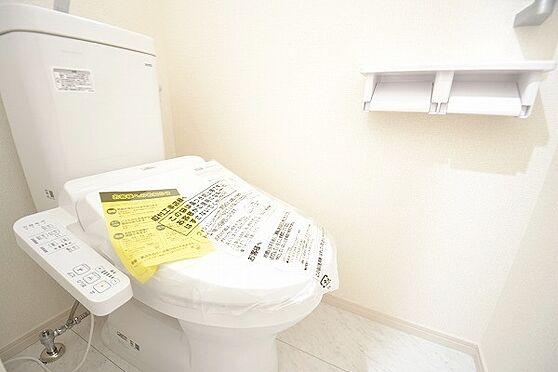 新築一戸建て-昭島市緑町4丁目 トイレ