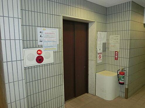 マンション(建物一部)-中央区日本橋箱崎町 エレベーター完備しております。