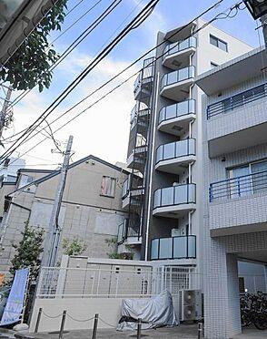 中古マンション-渋谷区初台1丁目 外観