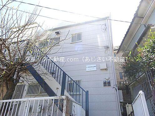 アパート-横浜市神奈川区西大口 外観