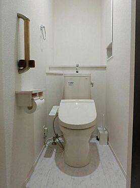 中古一戸建て-調布市多摩川3丁目 トイレ