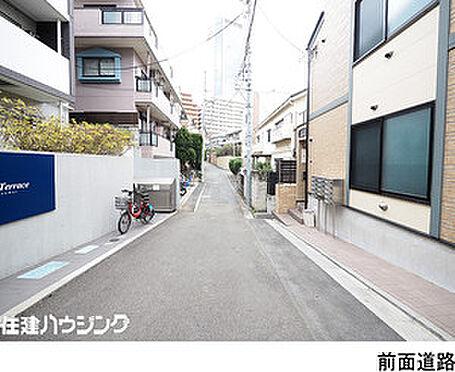 アパート-渋谷区初台1丁目 周辺