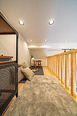 中古マンション-大田区西蒲田7丁目 ロフトの内部です。お部屋としても使える広さです
