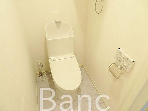 中古マンション-江東区東砂6丁目 清潔なトイレ