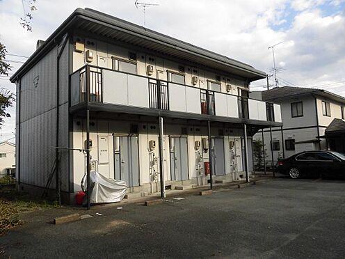 アパート-いわき市郷ケ丘1丁目 外観