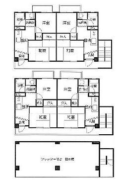 マンション(建物全部)-横須賀市西浦賀 間取り