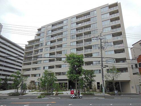 中古マンション-横浜市南区井土ケ谷中町 外観