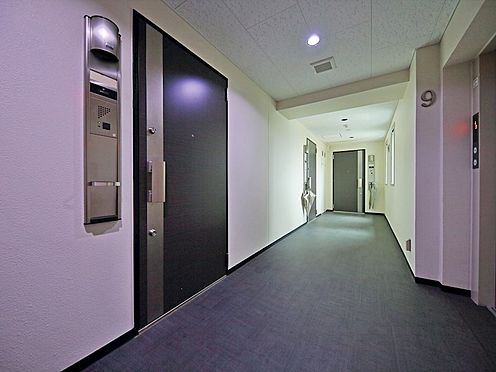中古マンション-品川区荏原3丁目 ホテルライクな内廊下