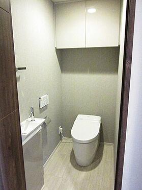 マンション(建物一部)-品川区西五反田3丁目 トイレ