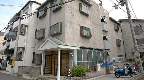 マンション(建物全部)-茨木市中村町 外観