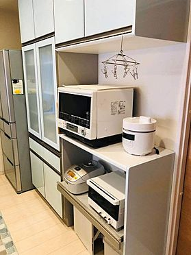 中古一戸建て-名古屋市南区豊1丁目 広々としたキッチンスペース!
