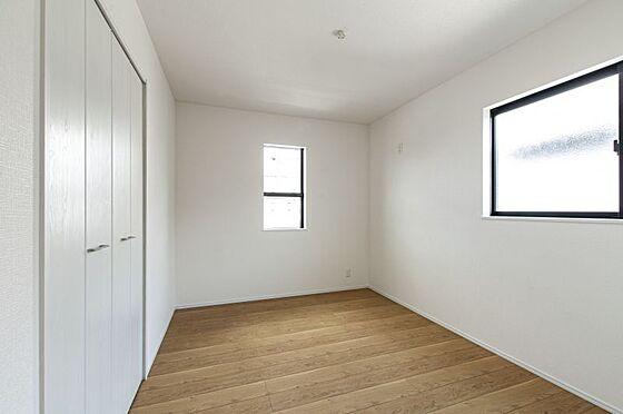 新築一戸建て-岡崎市柱町字南屋敷 収納完備でお部屋を広く使用できます(同仕様)