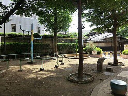 マンション(建物一部)-文京区小石川1丁目 周辺環境:真砂児童遊園