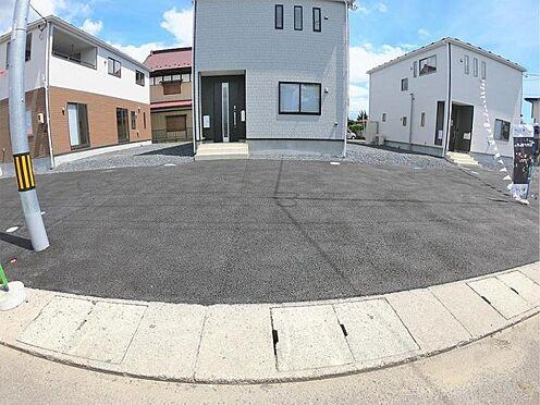 新築一戸建て-栗原市若柳字川北埣柳 駐車場