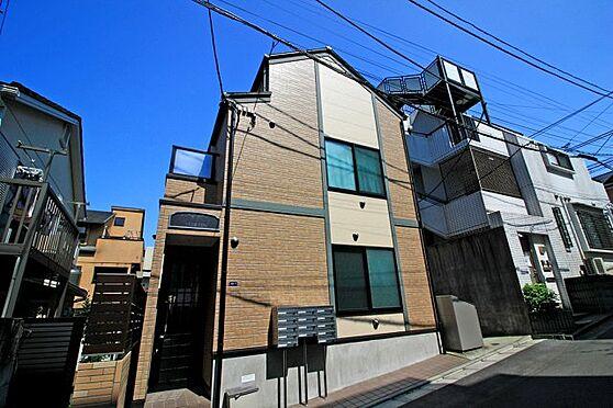 アパート-渋谷区初台1丁目 外観