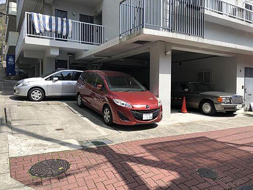 一棟マンション-神戸市灘区鶴甲3丁目 駐車場