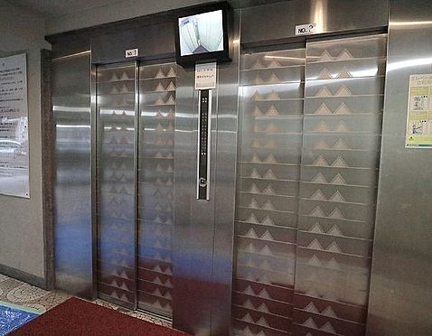 マンション(建物一部)-大阪市西区南堀江1丁目 防犯カメラ付きのエレベーターあり