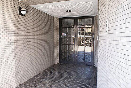 マンション(建物一部)-大阪市北区天神橋7丁目 清潔感のあるエントランス。
