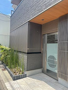 一棟マンション-京都市東山区本町16丁目 エントランス