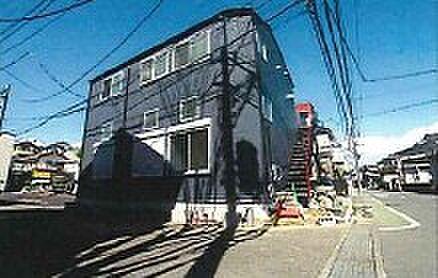 アパート-川崎市麻生区岡上 外観
