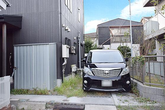 店舗付住宅(建物全部)-鎌倉市由比ガ浜1丁目 駐車場
