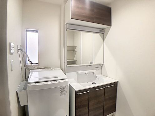 中古一戸建て-豊田市前林町隅田 家事動線の考えられた間取りで主婦も大助かりです♪キッチン、洗面室に床下収納がついています。