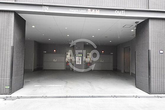 区分マンション-大阪市北区天神橋7丁目 ジオタワー天六 敷地内駐車場